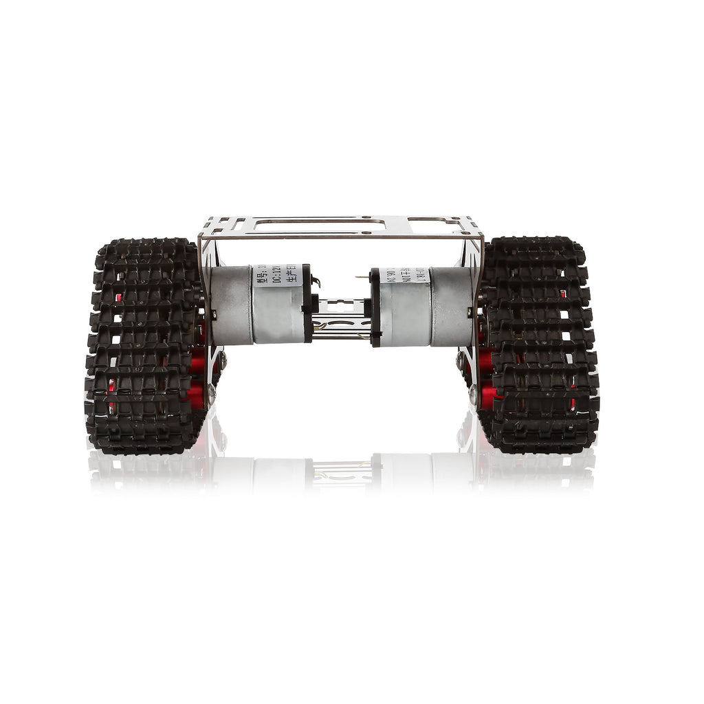 Full-Metal Robot Car Chassis V4.0