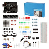 [Discontinued] SainSmart Uno Learning Kit Compatible with Arduino