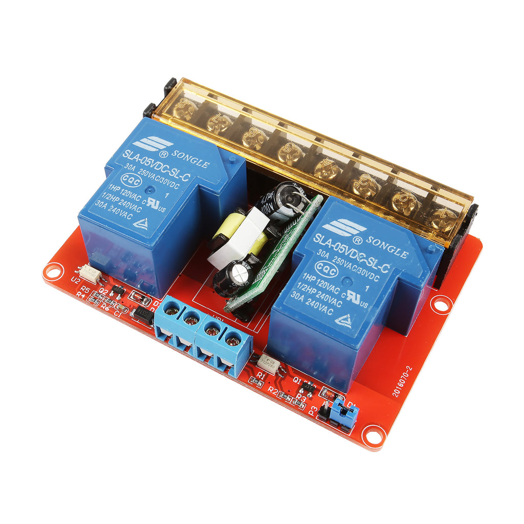 5V Optocoupler Isolation Relay Module, SLA-30A – SainSmart.com
