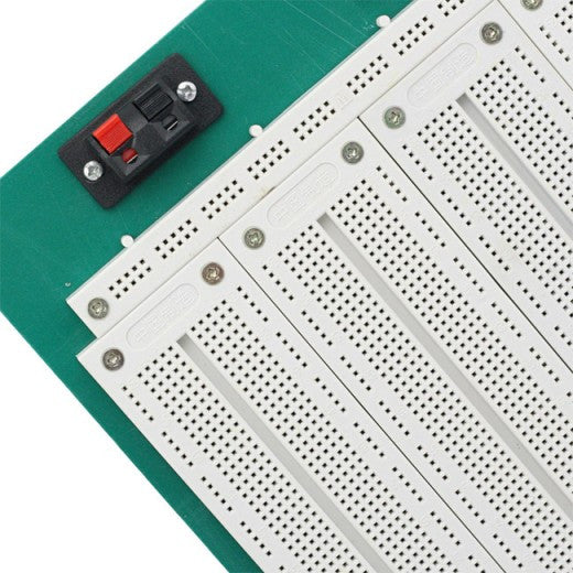 Breadboard, 2900 points, 65 jumpers Wire Solderless PCB Prototype for Arduino