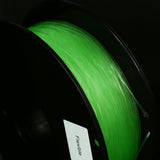 Luminous Green, Glow-in-the-dark Flexible TPU Filament 1.75mm 1kg/2.2lb