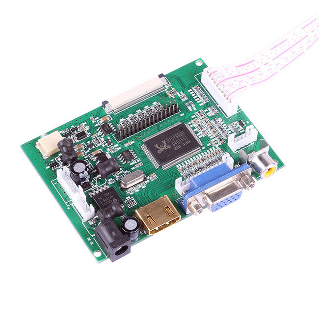 Best 7 Inch TFT LCD Display Monitor For Raspberry Pi + Driver Board