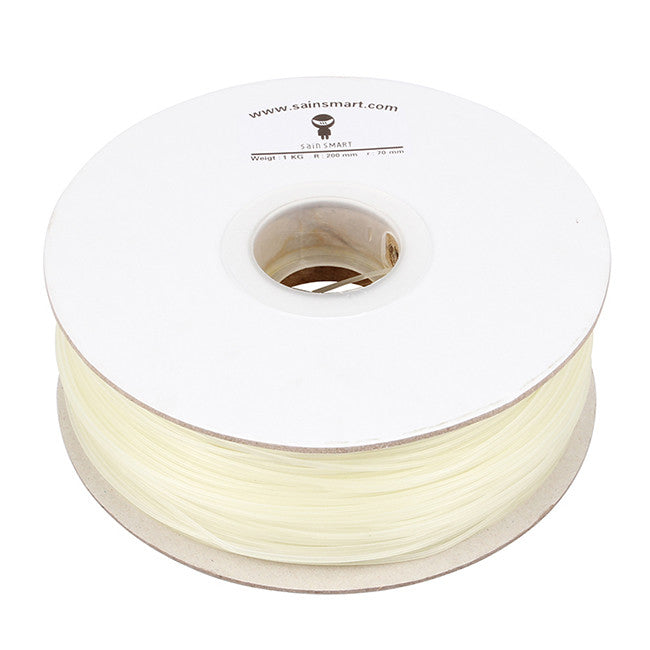 PLA 3D Printing Filament, 1.75mm 1kg / 2.2lb for 3D Printers RepRap Prusa (Luminous Green)