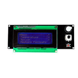 SainSmart 3D Printer Megatronics Reprap LCD 2004 Controller Adapter SD Reader