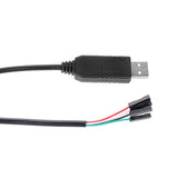 USB to TTL Debug Console Serial Cable for Raspberry Pi, PL2303HX