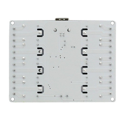 8-channel 12V USB Relay Module