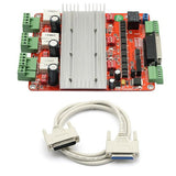 3-Axis CNC Stepper Motor Driver Controller Board & Cable