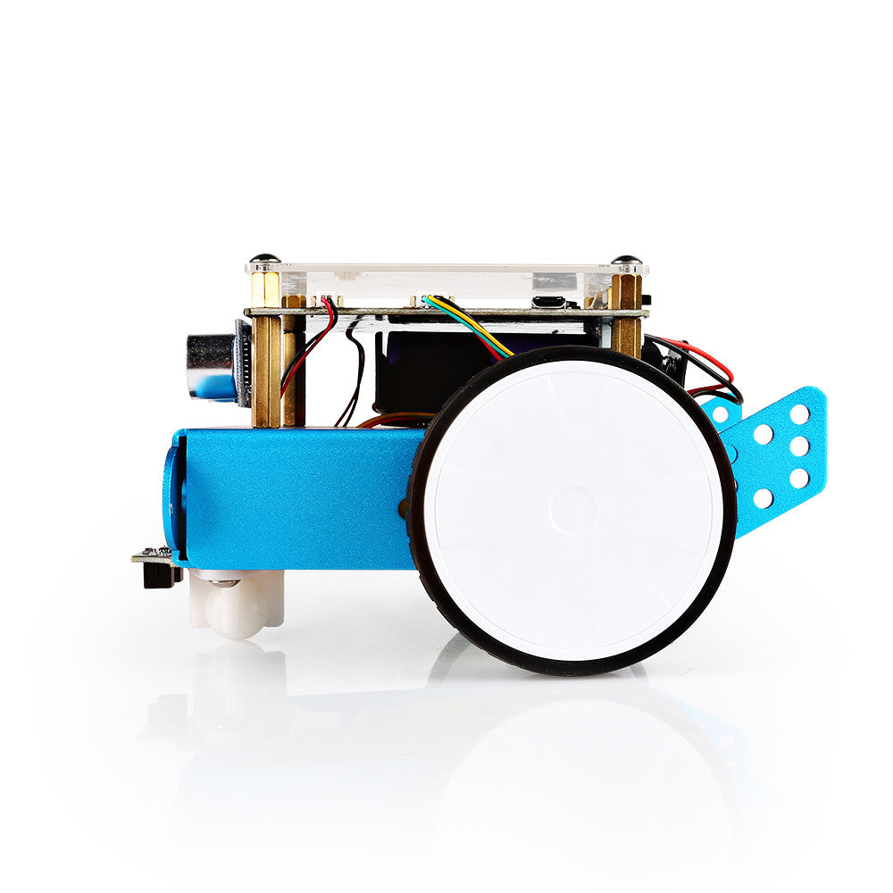 SenBot Bluetooth DIY STEM Educational Programmable Robot Car