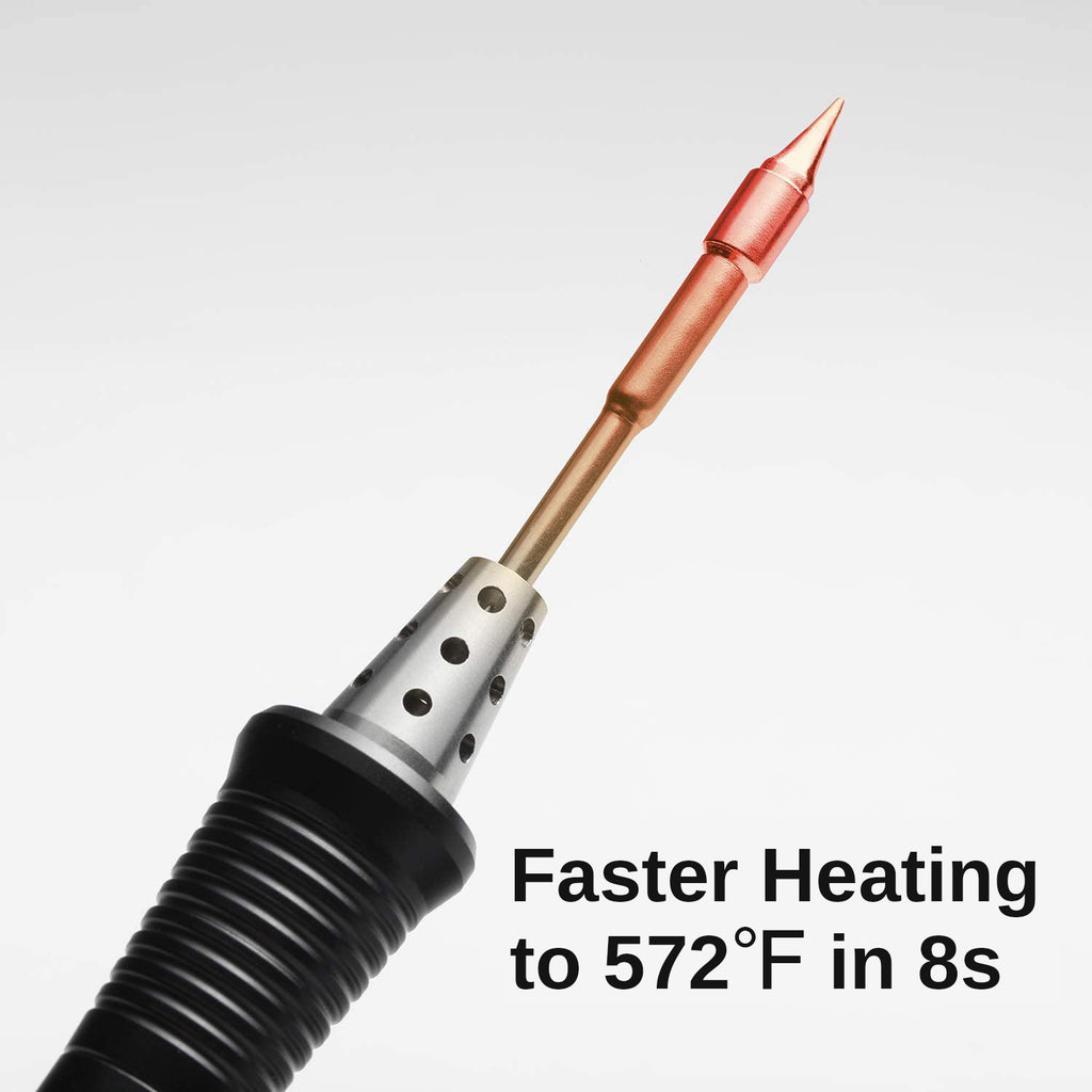 SainSmart Upgraded TS80P Portable Soldering Iron Kit