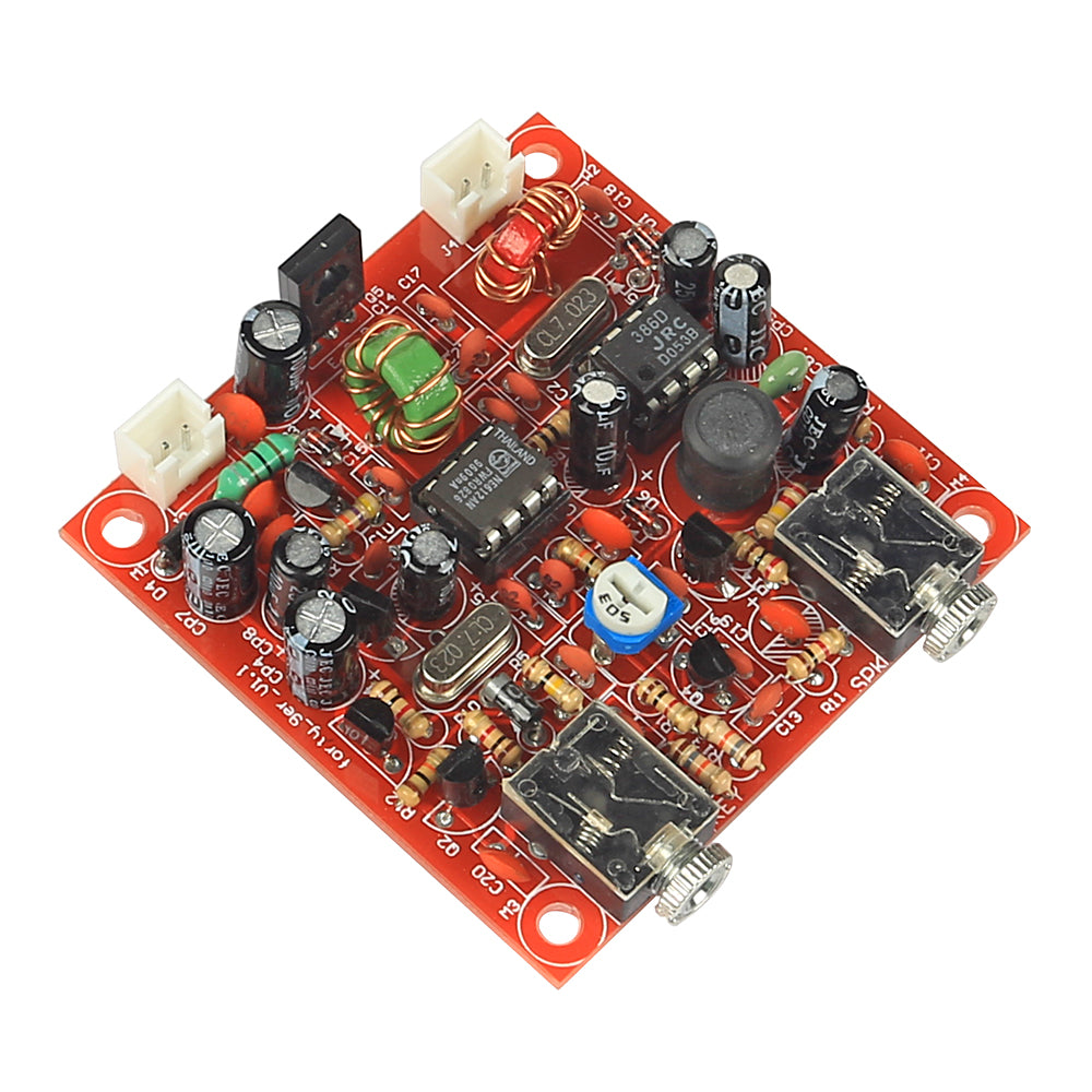 Forty 9er 3w Ham Radio Qrp Kit Short Wave Telegraph Signal Booster Electronics Project Transceiver
