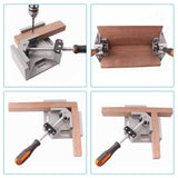90° Multi-functional Right Angle Corner Clamp