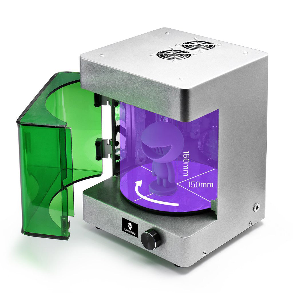 SainSmart UV Curing Chamber for SLA/DLP Resin 3D Printer