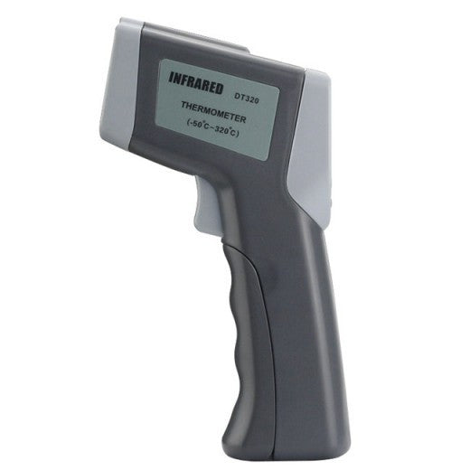 Non-Contact Laser Infrared Themometer Gun DT-320, Temperature Range -58 F to 608 F