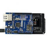 SainSmart Mega2560 R3+Ethernet Shield Kit for Arduino ATMEGA8U2 W5100