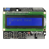 SainSmart Leonardo R3 + LCD 1602 Keypad For Arduino Compatible
