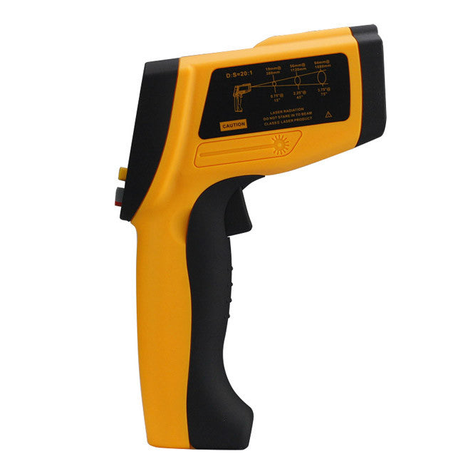 Benetech GM1150 Digital Laser Infrared Temperature Thermometer -58~2102F Battery