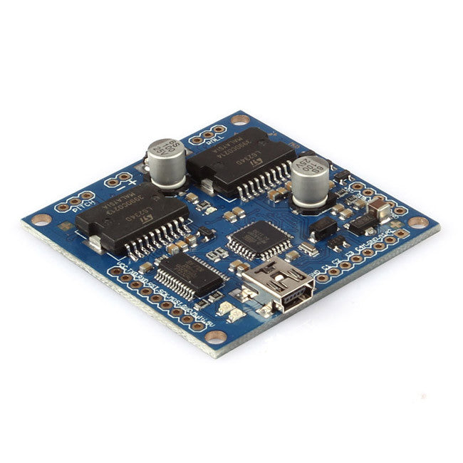 SainSmart BGC 2.0 Brushless Camera Gimbal AIO Controller board Russia firmware
