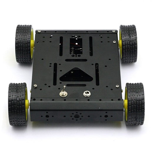 4WD Robot Car Chasis Kit