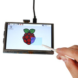 "5"" 800x480 HDMI LCD Touch Display for Raspberry Pi"