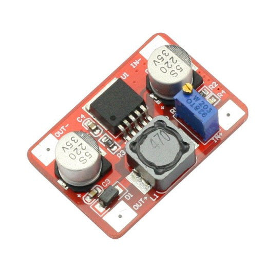 DC-DC step-up Power Converter, LM2577