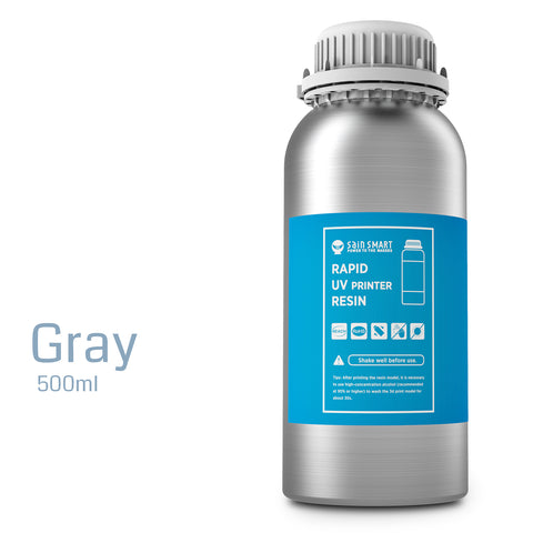 Rapid UV 405nm 3D Printing Resin 500ml