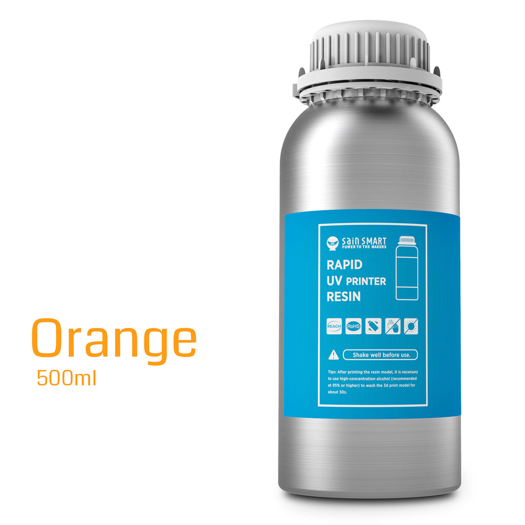 SainSmart Rapid UV 405nm 3D Printing Resin 500ml