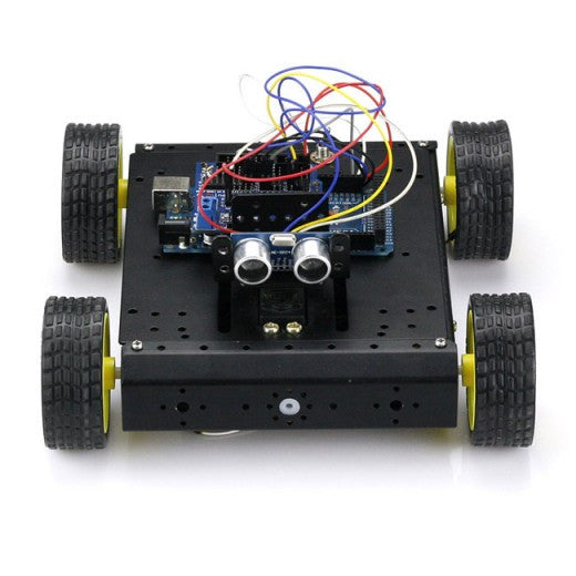 4WD Robot Car Kit with Mega 2560