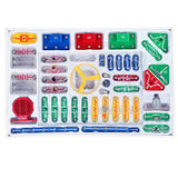 Dbolo SK-10C 54-Piece Set Essential Electronic Learning Kit, 698 Experiments