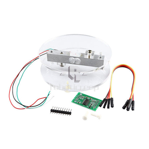 5KG Scale Load Weight Weighing Sensor HX711 AD Sensor with Base Tray for Aduino