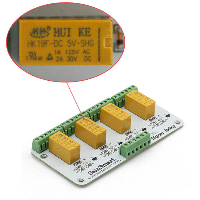 4-Channel Signal Relay Module