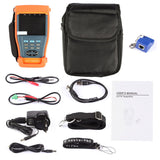 "ST893 3.5"" Inch LCD CCTV Tester Camera Video Audio PTZ RS485 UTP Cable"