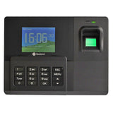 "Realand ZDC30 2.8"" HD Color Fingerprint Time Attendance Clock Employee Payroll R"
