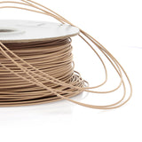 Light Brown, Wood Filament, 3mm 1kg/2.2lb