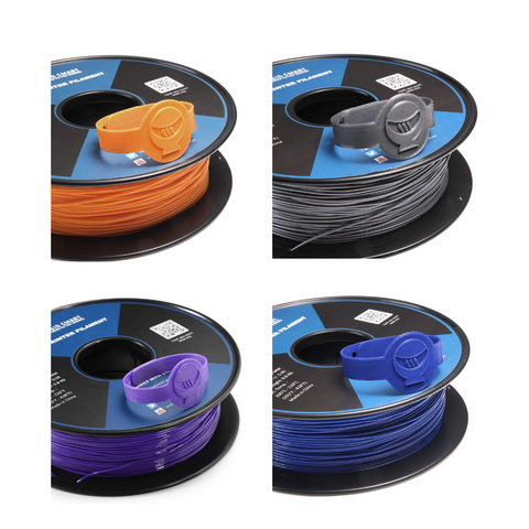 Solid Colors, 1.75mm Flexible TPU Filament