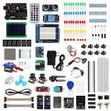 [Discontinued] Uno Learning Kit, Compatible with Arduino, Ultimate Edition (BAI)