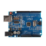 Full Edition UNO R3 Starter Kit for Arduino 1602LCD RFID Servo Relay PIR Adapter