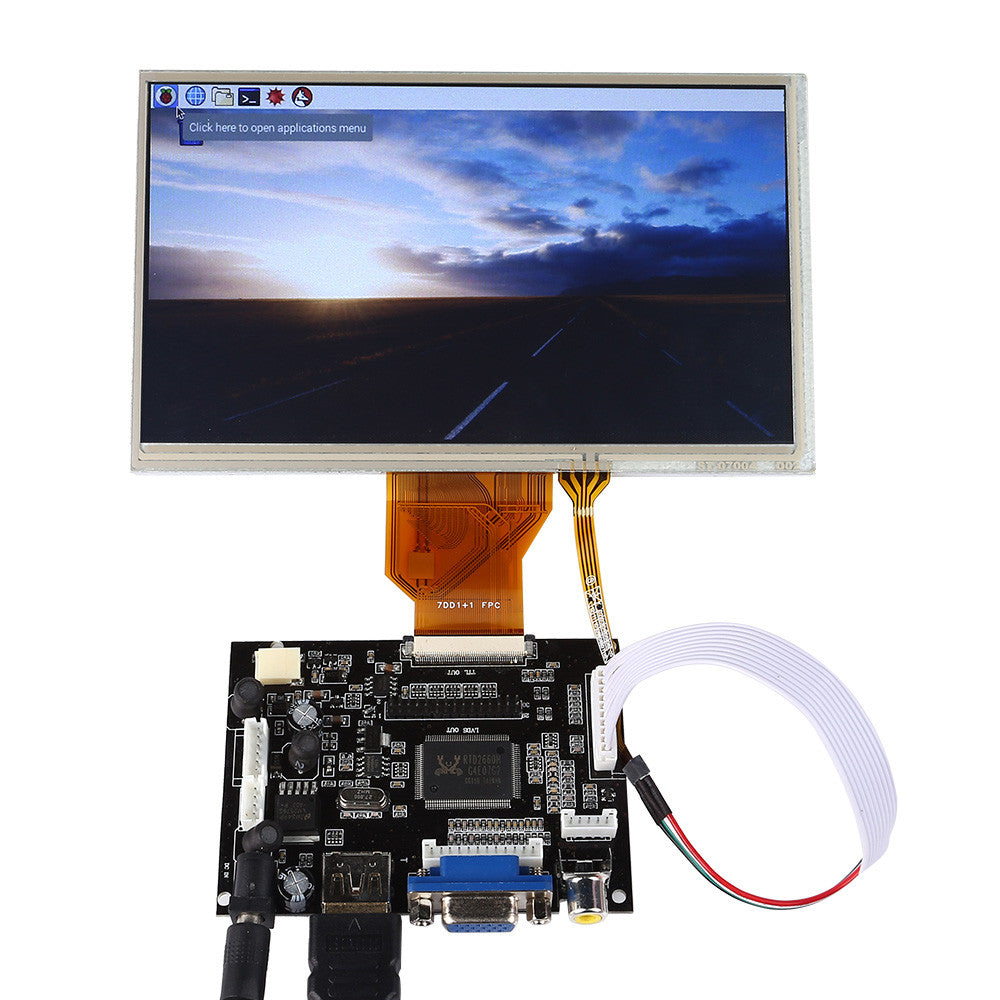 SCSI-Controller SainSmart 7 LCD Display Touch Screen TFT