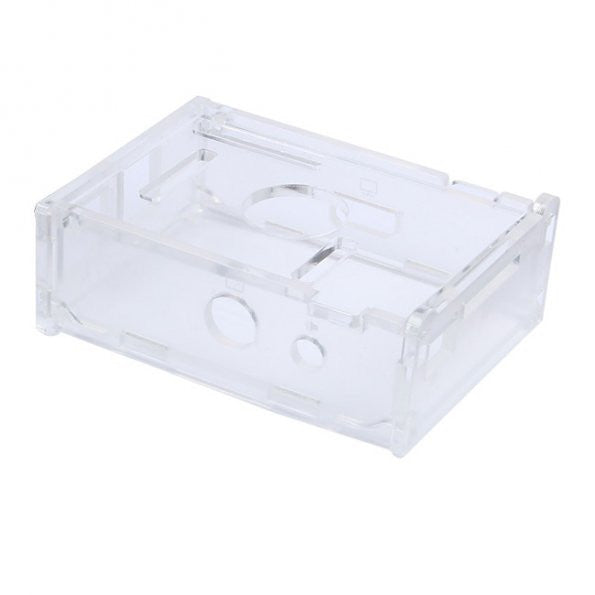 Clear, Raspberry Pi Plastic Box