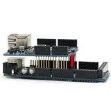 Mega2560+Ethernet Shield Kit for Arduino ATMEGA8U2 W5100, [Final Sale]