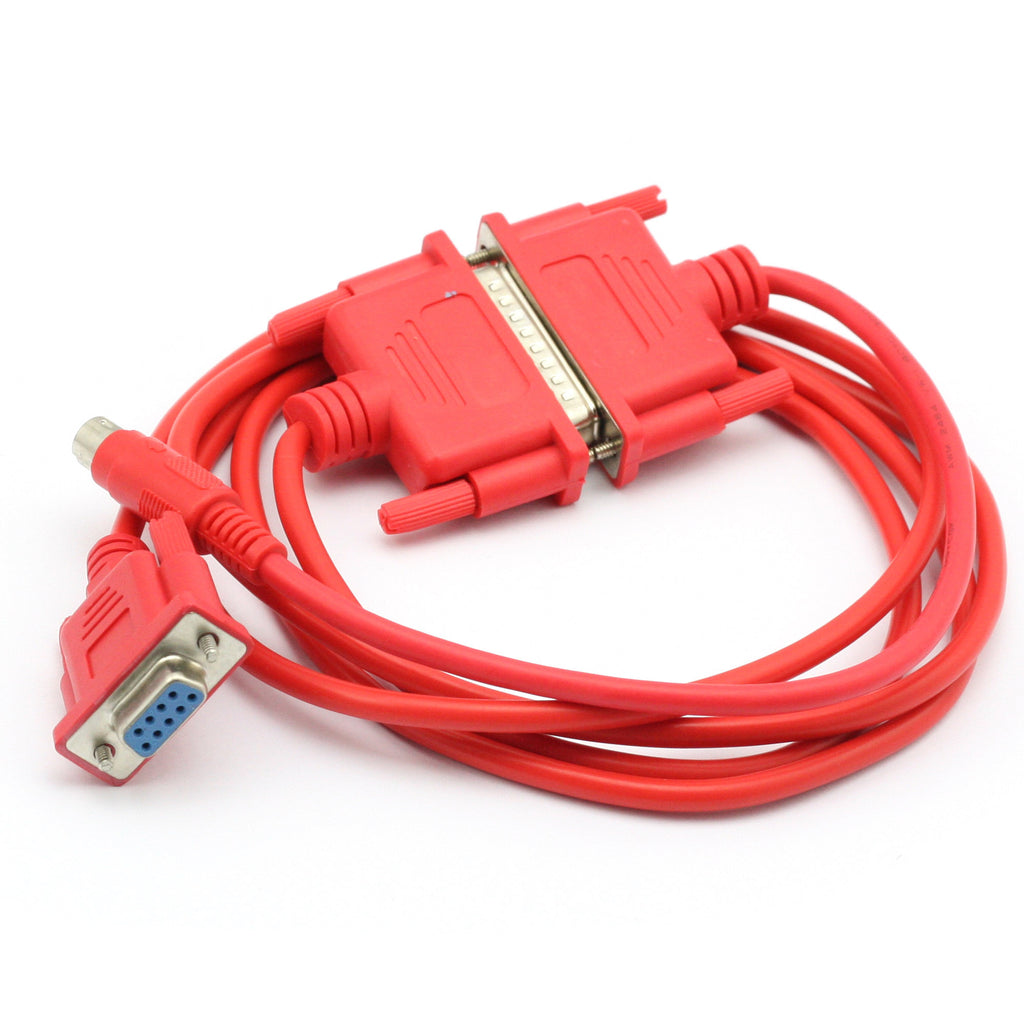 [Discontinued] RS232 to RS422 Programming PLC Cable for Mitsubishi MELSEC