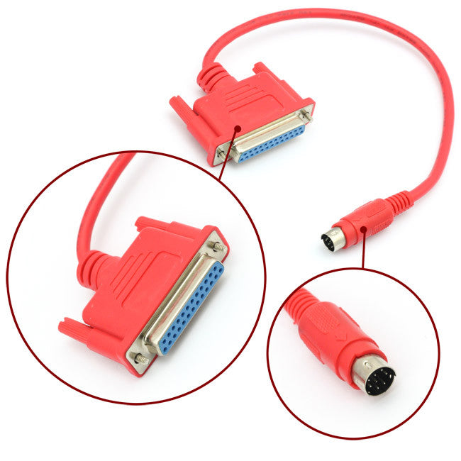 Peachy Rs232 To Rs422 Programming Plc Cable For Mitsubishi Melsec Wiring 101 Akebretraxxcnl