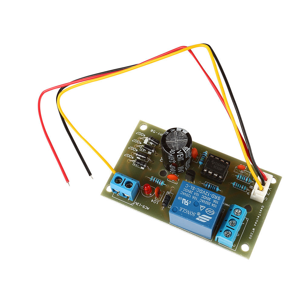 Liquid Level Controller Sensor, Water Level Detection Sensor Pressure 12V