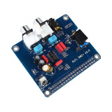 Hi-Fi DAC Audio Sound Card Module I2S LED interface for Raspberry Pi 3 Pi 2 B+