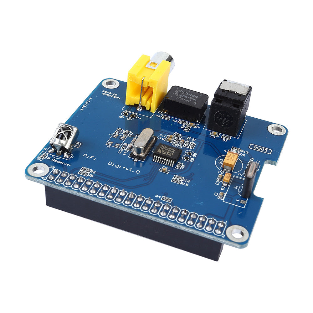 SainSmart HIFI DiGi+ Digital Sound Card I2S SPDIF Optical Fiber For Raspberry Pi 2 A+ B+