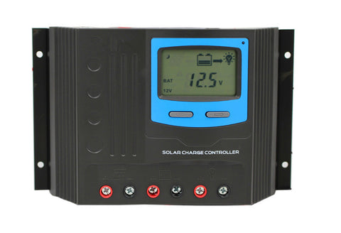 PWM Solar Battery Charge Controller SD2450S-50A12V24V  USB