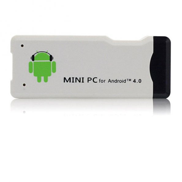 MK802 Mini PC Android 4.0.4 WIFI Google IPTV Smart TV Box 1GB DDR3 4GB ROM A10, US Standard