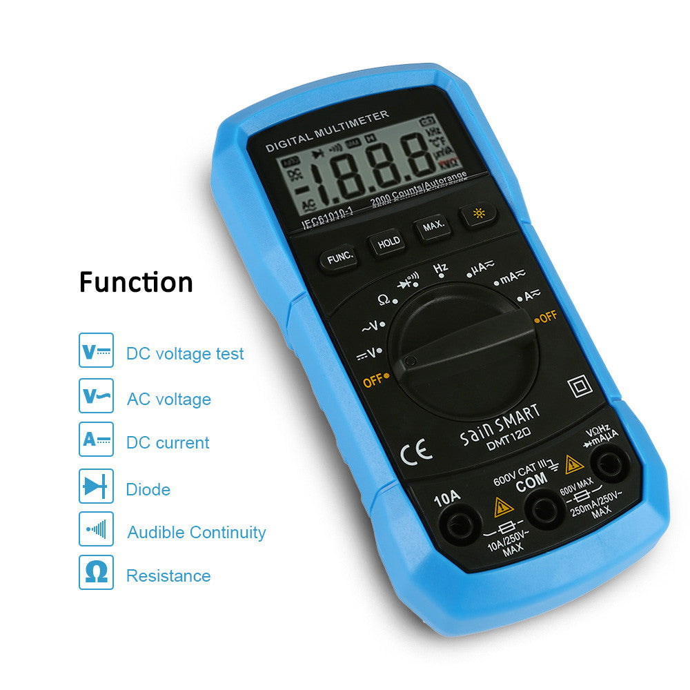 ToolPAC DMT120 Mini Digital Multimeter