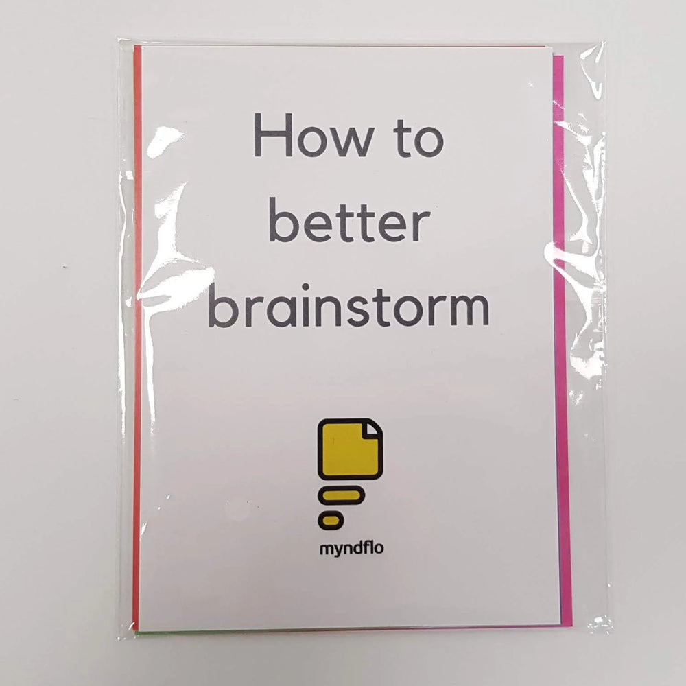 Brainstorm Kit (4-6 people)