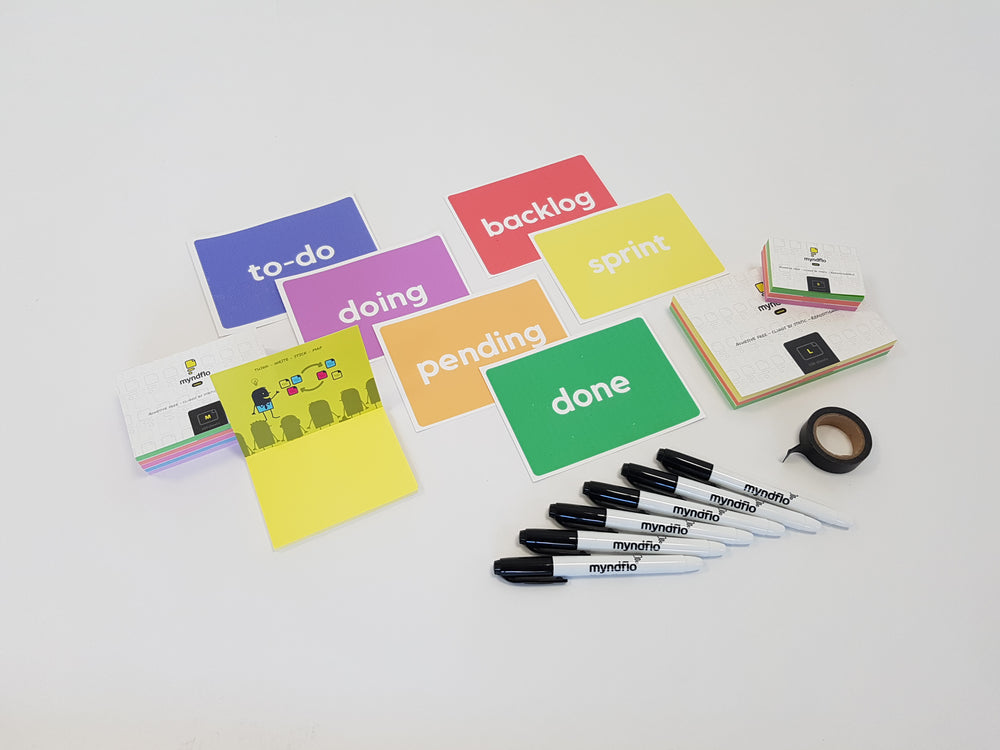 [NEW] Scrum Kit - Easily build a physical board