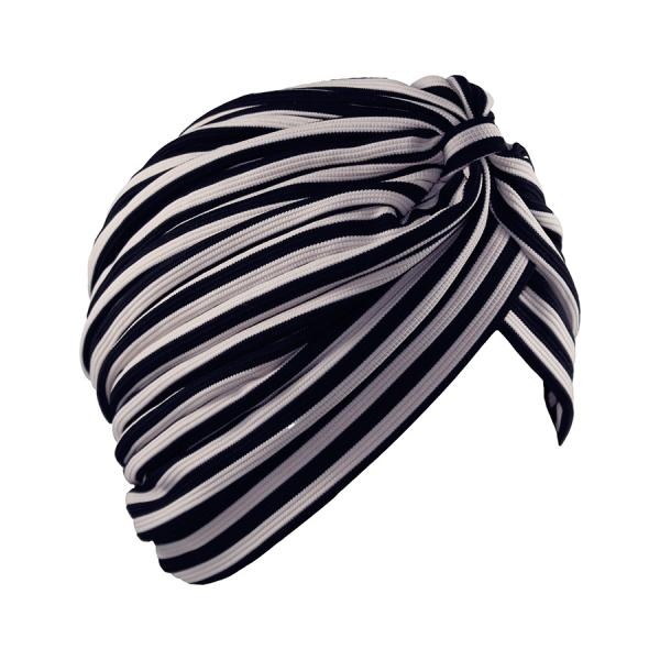 STRIPED TURBAN